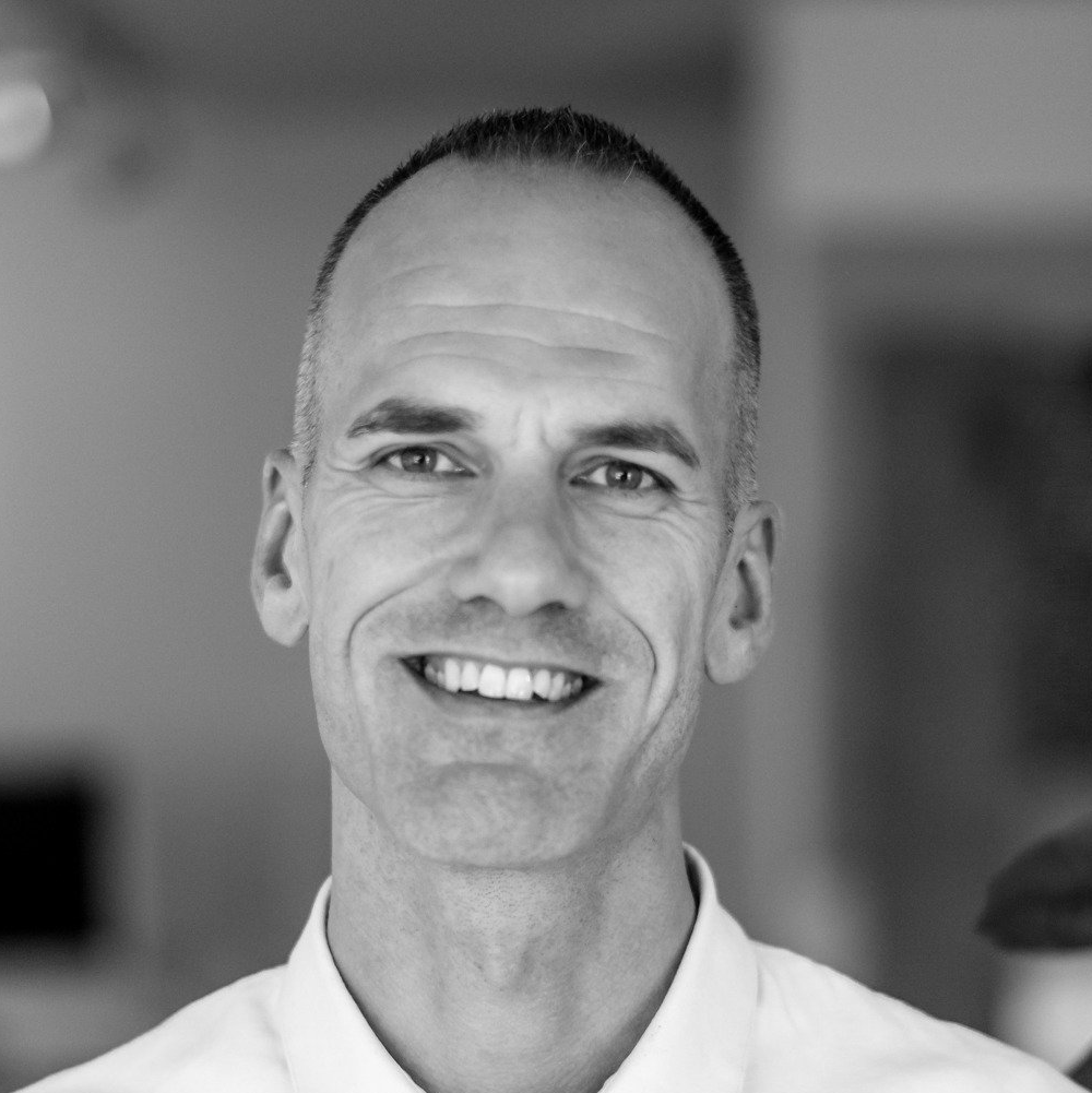 Pasfoto van IT consultant Jeroen Potters