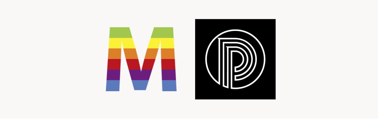 Logo's Macpot en PIT Pro naast elkaar
