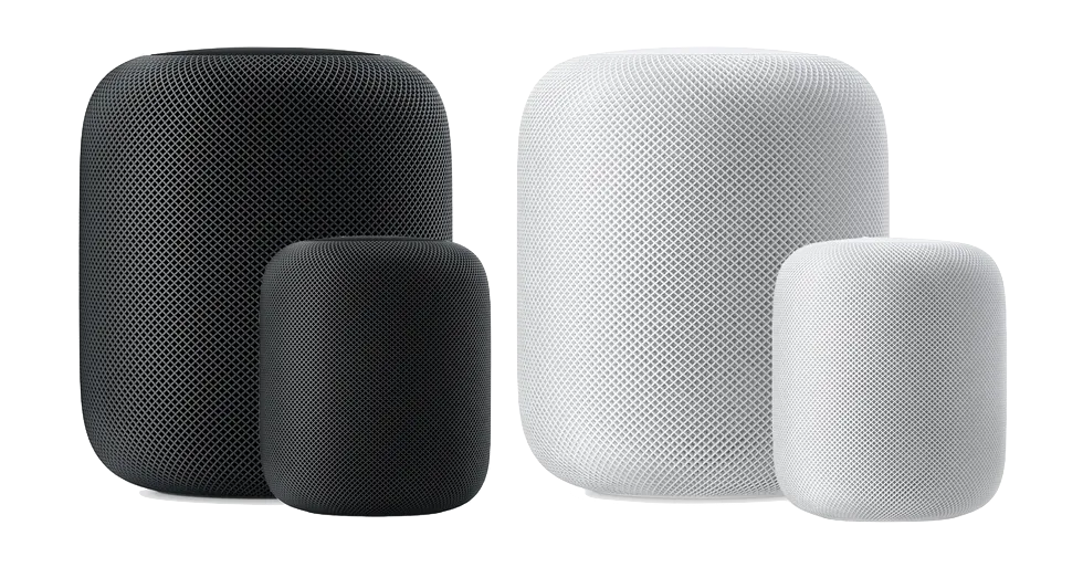 Apple HomePod en Mini