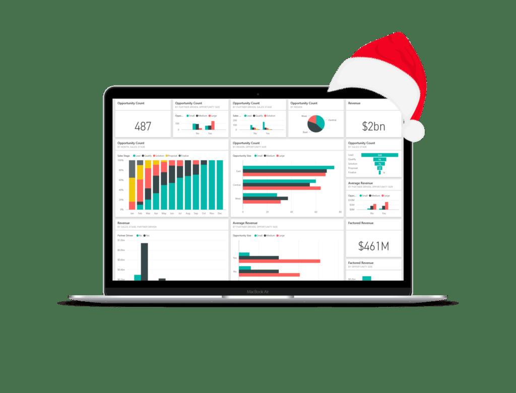 Apple Macbook kerst cadeau zakelijk