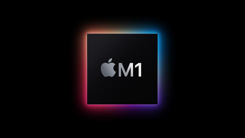 De nieuwe M1 chip van Apple