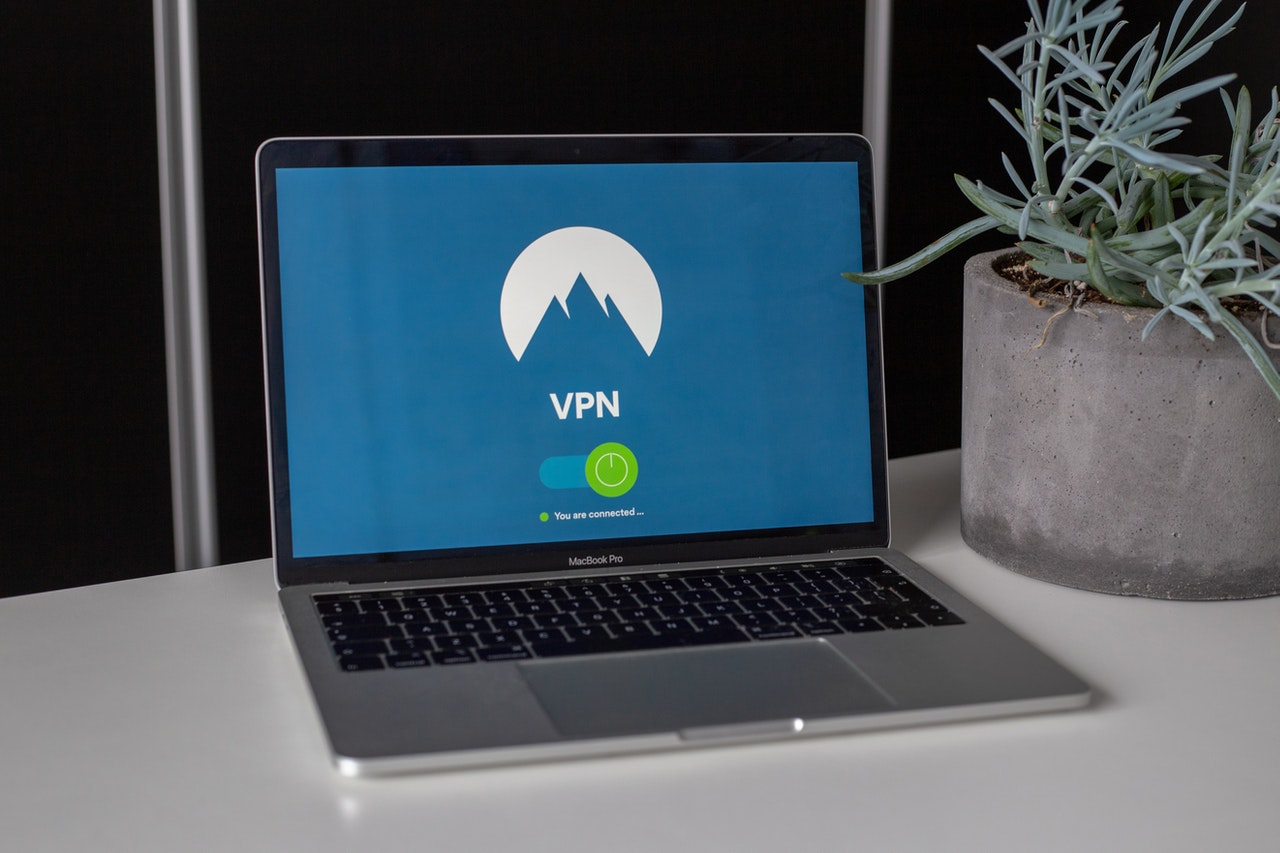 VPN via een MacBook