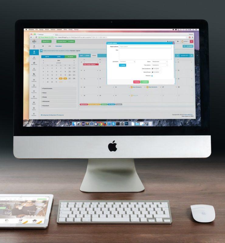 iMac die toe is aan een SSD upgrade