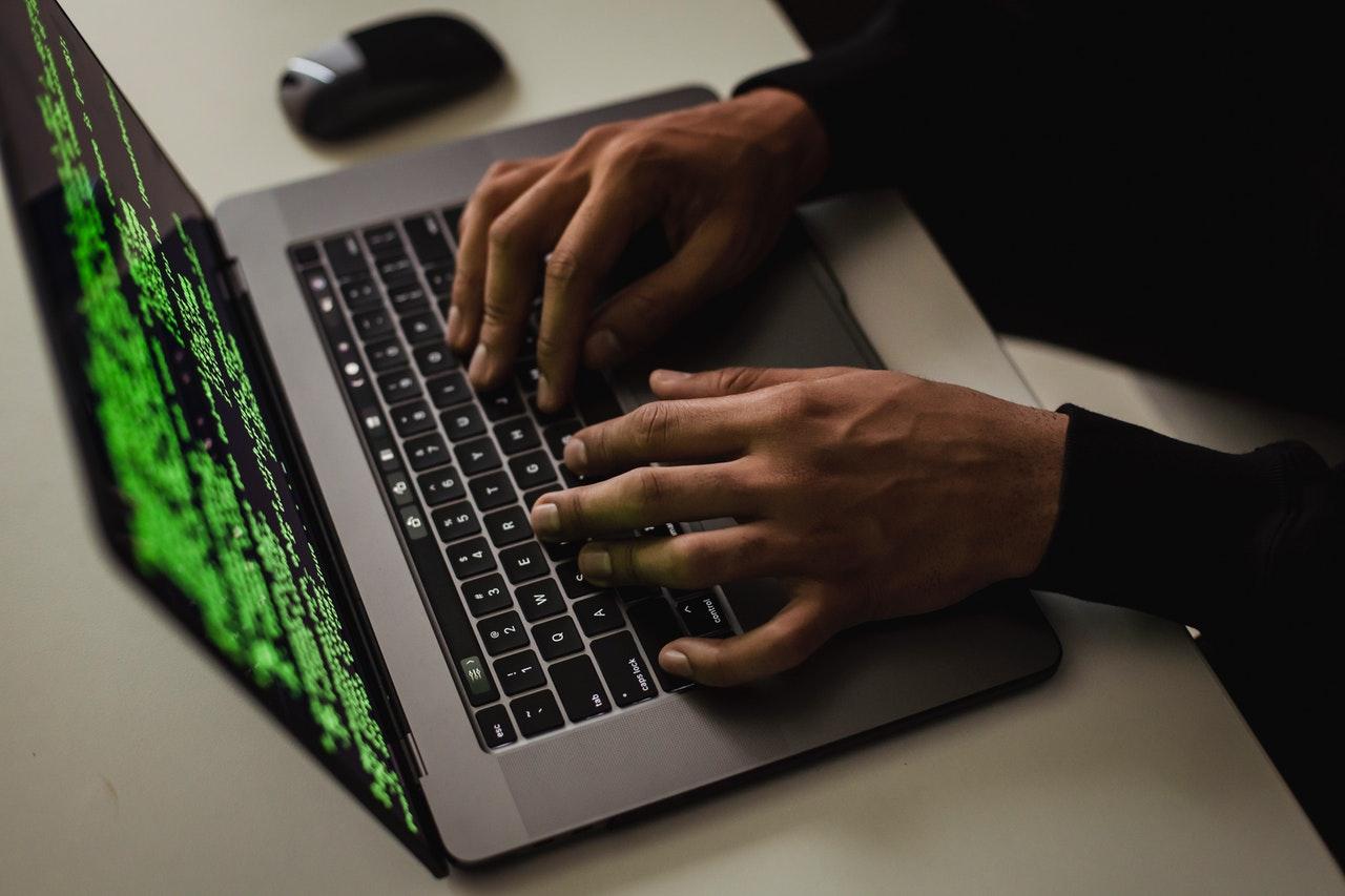 Hacker op Mac