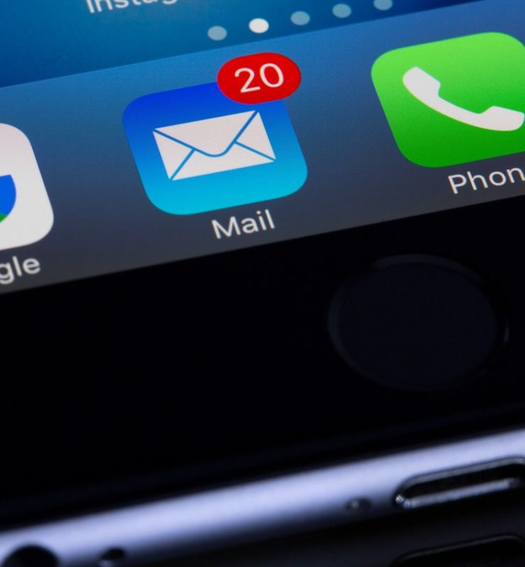 Apple mail tips applicatie
