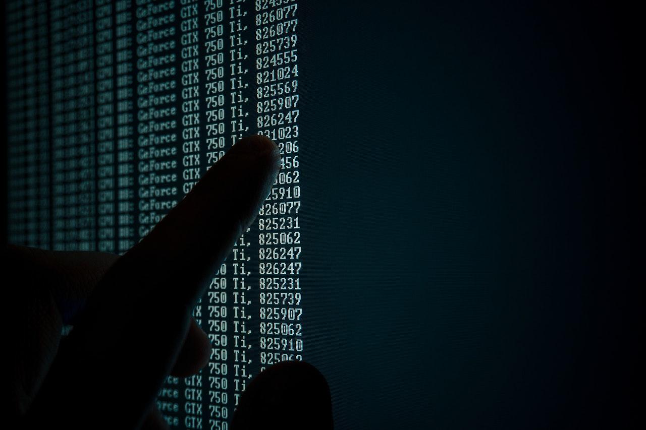 Beveiliging van zakelijke data