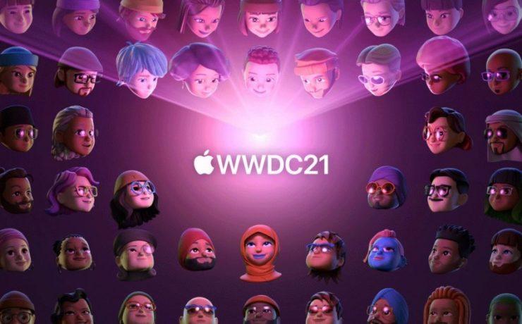WWDC Apple 2021
