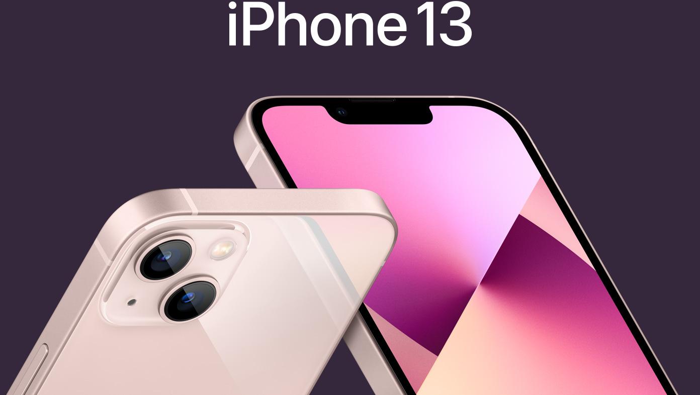 De nieuwe iPhone 13 van Apple